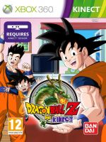 Hra pre Xbox 360 Dragon Ball Z for Kinect