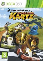 Hra pre Xbox 360 DreamWorks Super Star Kartz