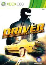 Hra pre Xbox 360 Driver: San Francisco
