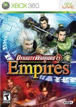 Hra pre Xbox 360 Dynasty Warriors 6: Empires