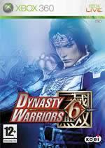 Hra pre Xbox 360 Dynasty Warriors 6