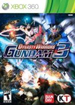 Hra pre Xbox 360 Dynasty Warriors: Gundam 3