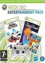 Hra pre Xbox 360 EA Entertainment Pack (bezdrôtový gamepad + 3 hry)