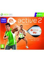 Hra pre Xbox 360 EA Sports Active 2