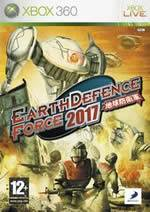 Hra pre Xbox 360 Earth Defence Force 2017