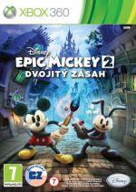 Hra pre Xbox 360 Epic Mickey 2: Dvojitý Zásah
