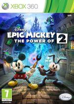 Hra pre Xbox 360 Epic Mickey 2 EN