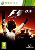 Hra pre Xbox 360 F1 2011