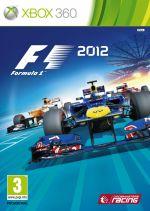 Hra pro Xbox 360 F1 2012