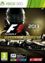 Hra pre Xbox 360 F1 2013 (Classic Edition)