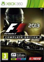 Hra pre Xbox 360 F1 2013 Complete Edition