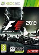Hra pre Xbox 360 F1 2013
