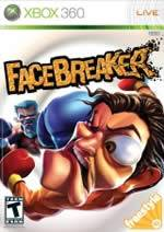 Hra pre Xbox 360 FaceBreaker