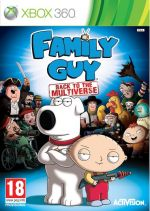 Hra pre Xbox 360 Family Guy: Back to the Multiverse