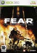 Hra pre Xbox 360 F.E.A.R.