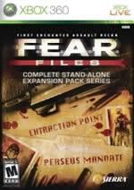 Hra pre Xbox 360 F.E.A.R. Files