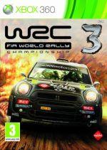 Hra pre Xbox 360 WRC: FIA World Rally Championship 3