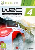 Hra pre Xbox 360 WRC: FIA World Rally Championship 4