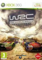 Hra pre Xbox 360 WRC: FIA World Rally Championship