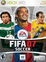 Hra pre Xbox 360 FIFA 07