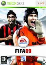 Hra pre Xbox 360 FIFA 09 CZ