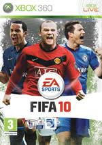 Hra pre Xbox 360 FIFA 10 CZ