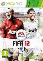 Hra pro Xbox 360 FIFA 12 CZ