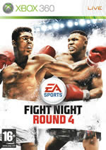 Hra pre Xbox 360 Fight Night Round 4