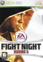 Hra pre Xbox 360 Fight Night Round 3