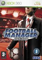 Hra pre Xbox 360 Football Manager 2008