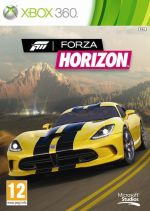 Hra pre Xbox 360 Forza Horizon CZ