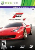 Hra pro Xbox 360 Forza Motorsport 4 CZ (Racing Game of The Year)
