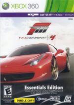 Hra pre Xbox 360 Forza Motorsport 4 CZ (Essentials Edition)
