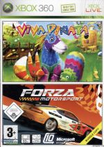 Hra pre Xbox 360 Forza Motorsport 2 CZ + Viva Piñata CZ (BUNDLE COPY)