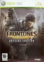 Hra pre Xbox 360 Frontlines: Fuel of War (Špeciálna edícia)