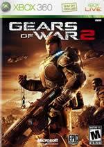 Hra pre Xbox 360 Gears of War 2 EN