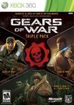 Hra pre Xbox 360 Gears of War: Triple Pack