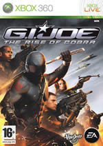 Hra pre Xbox 360 G.I. Joe: The Rise of Cobra