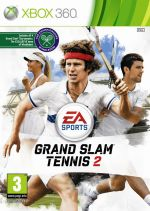 Hra pre Xbox 360 Grand Slam Tennis 2