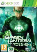 Hra pre Xbox 360 Green Lantern: Rise of the Manhunters