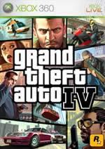 Hra pro Xbox 360 Grand Theft Auto IV [bez pečeti]