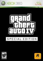 Hra pre Xbox 360 Grand Theft Auto IV (Special edition)