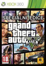 Hra pre Xbox 360 Grand Theft Auto V (Special Edition)