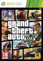 Hra pre Xbox 360 Grand Theft Auto V
