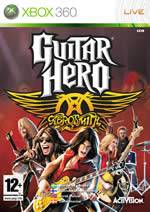 Hra pre Xbox 360 Guitar Hero: Aerosmith