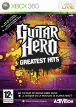Hra pre Xbox 360 Guitar Hero Greatest Hits