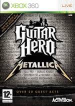 Hra pre Xbox 360 Guitar Hero: Metallica + gitara
