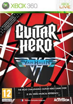 Hra pre Xbox 360 Guitar Hero: Van Halen