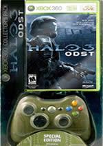 Hra pre Xbox 360 Halo 3: ODST + bezdrôtový GamePad