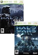 Hra pre Xbox 360 Halo 3: ODST + Halo Wars